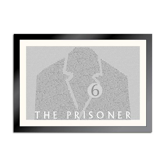 The Prisoner (1967) Poster