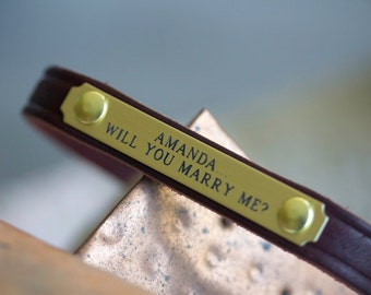 Wedding Dog, Will You Marry Me,  Bridal Dog, Engagement Dog Collar, Wedding Pet Collar