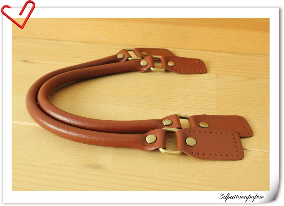 Making A Leather Handbag