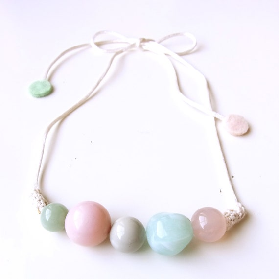 Kid Friendly - Candy Drop Necklace - LAST ONE