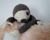 Sloth Baby PDF Pattern