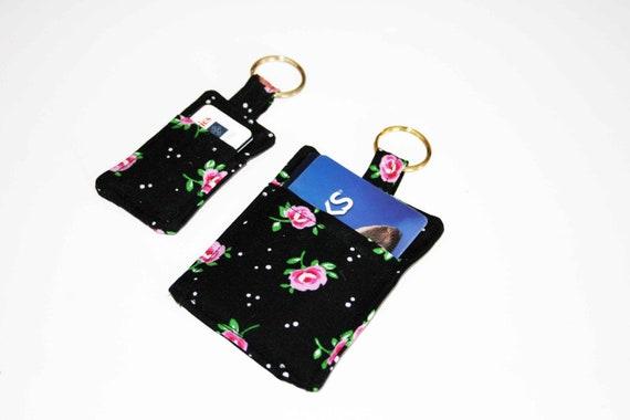 rewards card holder with key ring pdf sewing pattern