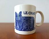 Taylor & Ng Le Chat Mug