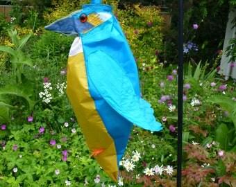 Kingfisher windsock