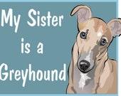 Greyhound Bodysuit or Tee