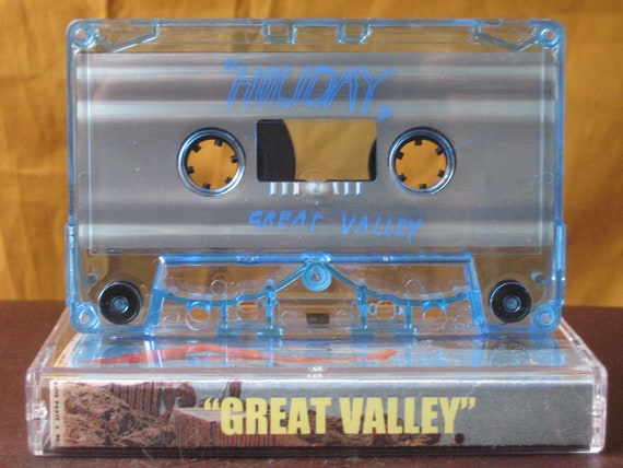 Great Valley -- Holiday, Holinight EP (2010)
