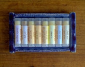 Three Organic Lip Balms from Mirasol Farm