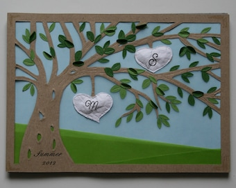 Wedding gift, Personalized  Gift ,Wedding gift, Annversary gift,Initials and date of event.