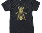 Mens EAT HONEY american apparel T Shirt S M L XL (16 Colos Available)
