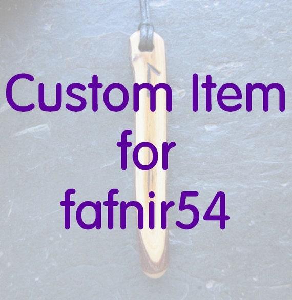 Custom Item for fafnir54.