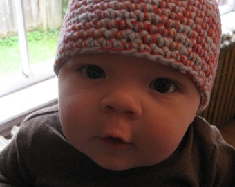 Crocheted Hat for Baby 6-12 Mo. 71/09