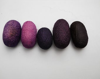 Berry Patch- Silk Cocoon Mix 5pcs