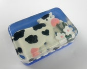 Cow Soap, vegan gentle glycerin