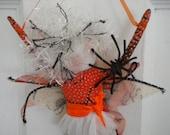 Halloween Spider Pixie