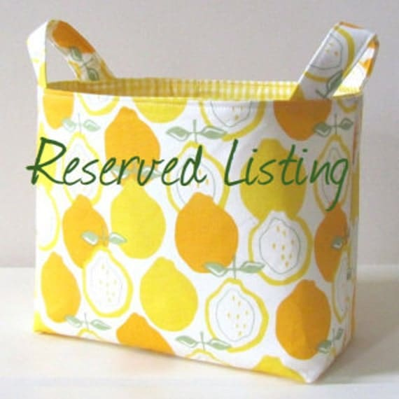 Reserved listing for Kimberly