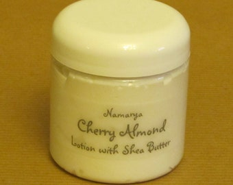 Cherry Almond Lotion with Shea Butter