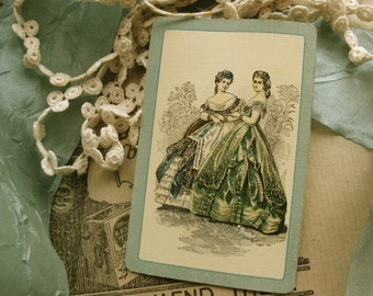 5 Gorgeous Godeys Ladies Stunning Images for Altered Art