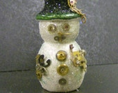 Frosty Snowbabies are Steampunked Out