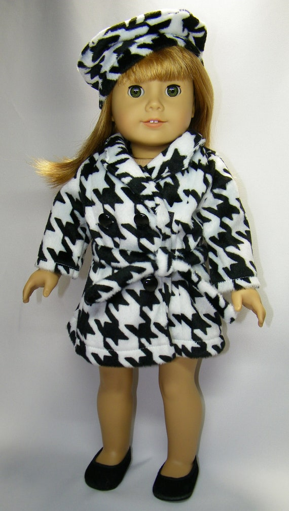 Trench coat for your American girl doll