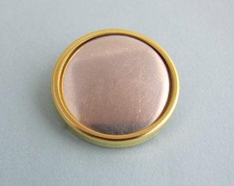 Gold Pin Setting Frame Mounting 149GT
