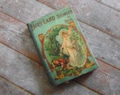Miniature Book --- Fairyland Stories
