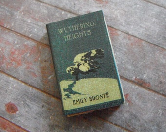 Miniature Book --- Wuthering Heights
