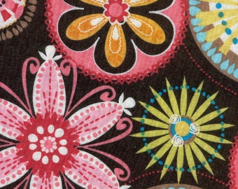 Michael Miller Carnival Bloom - Fabric 1 yard off of bolt - more yardage available
