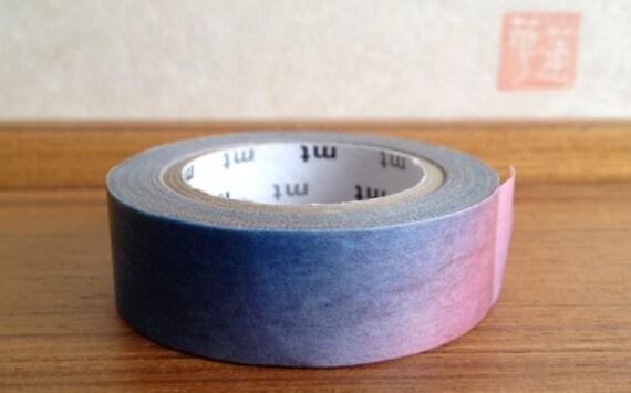 mt washi masking tape - 2012 A/W -  graduation of colour