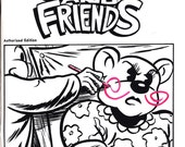 Quacky Pig and Friends Coloring Book