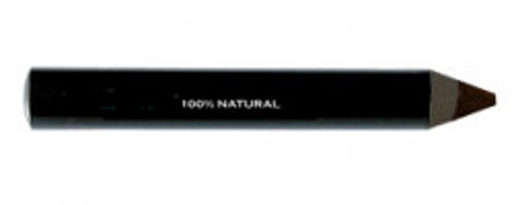 All Natural Nontoxic Eyeliner Pencil  in Eggplant   Organic Mineral Chubby Non-Toxic Eyeliner Pencil