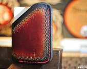 The Subdued Sleeper: Slipper Wallet for cards