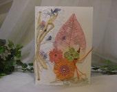 Handmade Scent Cards