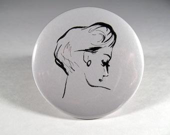 Profile pocket mirror 2