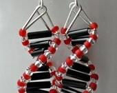 Vampire DNA Earrings