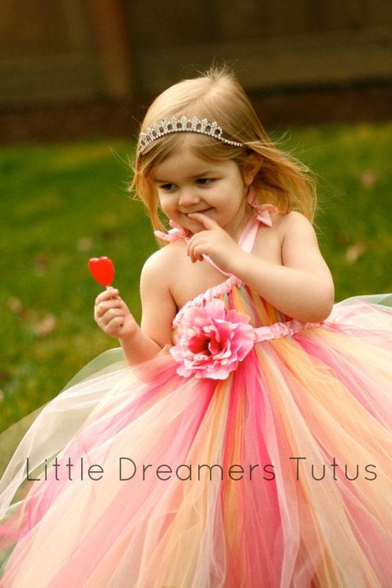 Birthday Wishes Tutu Dress