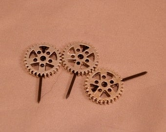 Steampunk gears (medium weight)
