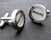 Photo Frame CUFFLINKS - Easy Peasy way to Customize Cufflink Bases