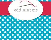 Add a Name
