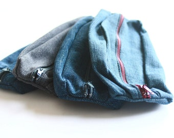 SALE //// Jeans Pencil Case