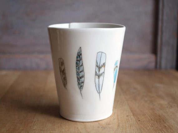 feather cup. no. 96