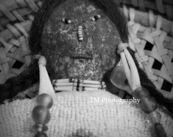 Creepy - Spooky - Scary - Creepy Portrait - Creepy Photo - Fine Art Photography