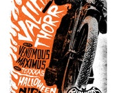 Valient Thorr with Venomous Maximus and Texxxas Poster