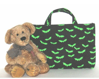 Kid's Korner - Batty for Halloween Bag - 50% of sale is donated to Project Linus