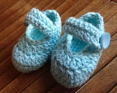 Baby Boy Booties, COTTON Baby Shoes, CUSTOM Made