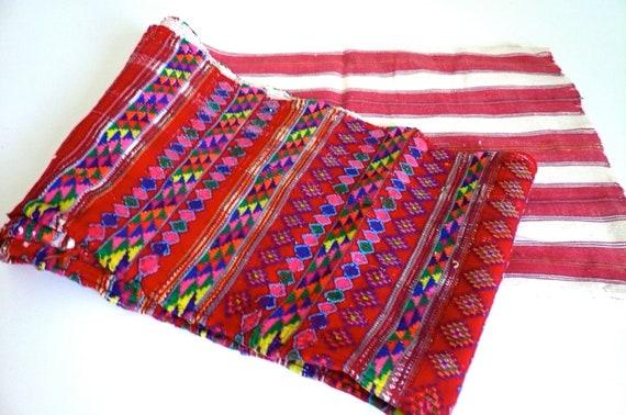 Vintage Guatemalan Textile