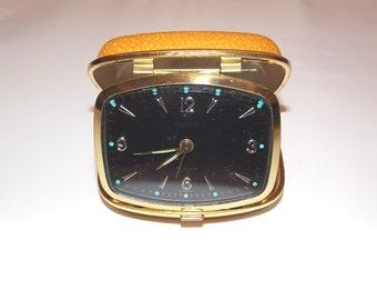 Vintage Florin Travel Alarm Clock