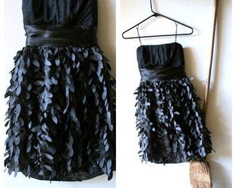 Witchy Little Black Dress