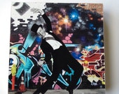 Fred Astaire & L.A. Street Art