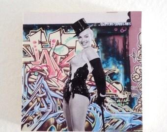 Marilyn Monroe & Sydney Street Art