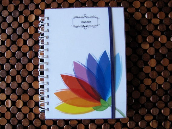 Medium Planner // Pick From Unique Layouts & Color Combos